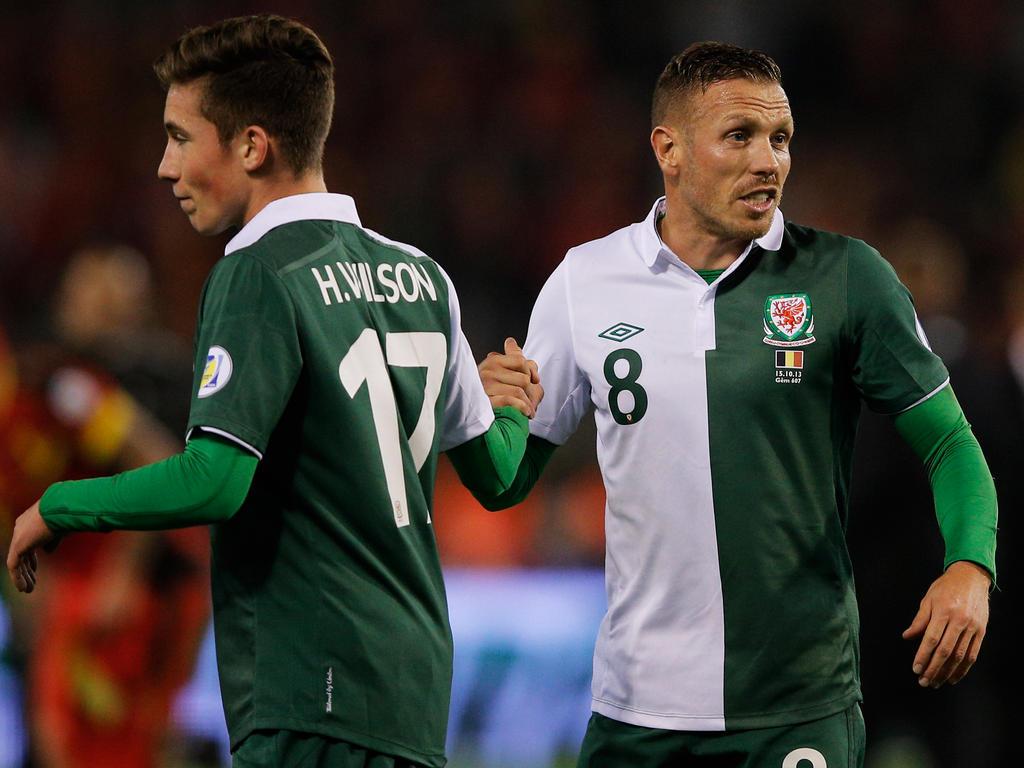 Vor seinem Debüt für Wales hat der 16-jährige Harry Wilson noch kein Profi-Spiel absolviert gehabt