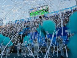 El equipo de San Petersburgo quiere recuperar la hegemonía en el fútbol ruso. (Foto: Getty)