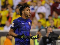 Pedro Gallese disputó la pasada Copa América con la selección peruana. (Foto: Imago)