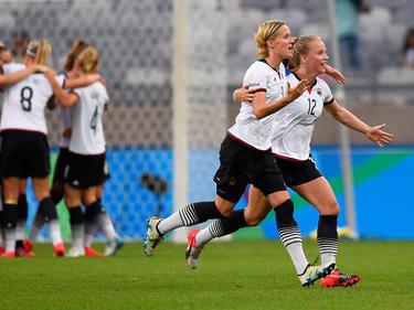 Las teutonas se han metido en la final por el oro y ahora sólo piensan en ganar. (Foto: Getty)