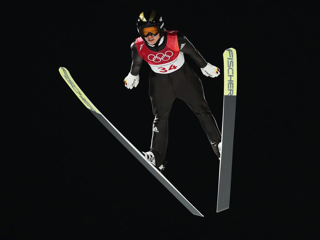 Katharina Althaus flog nur auf den sechsten Platz