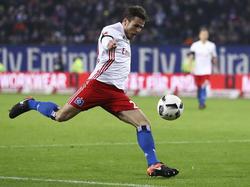 Nicolai Müller spielt in der kommenden Saison in Frankfurt