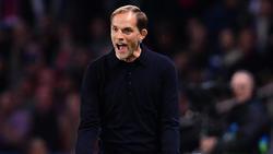 PSG-Coach Thomas Tuchel muss um das Weiterkommen in der Champions League zittern