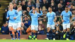 Brahim celebrando un gol con el Manchester City. (Foto: Getty)