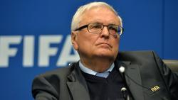 Theo Zwanziger kritisiert die FIFA