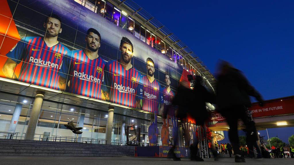 Der FC Barcelona leiht sich offenbar Millionen-Beträge von US-Firmen