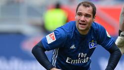 Pierre-Michel Lasogga ist bester HSV-Torschütze in dieser Saison