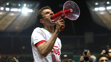Thomas Müller könnte in China 25 Millionen Euro einstreichen, deutlich mehr als beim FC Bayern