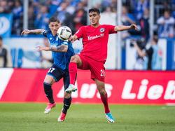 Verlässt Aymane Barkok die Frankfurter Eintracht Richtung England?