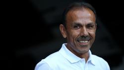 Trainer Jos Luhukay freut sich auf einen weiteren Neuzugang beim FC St. Pauli