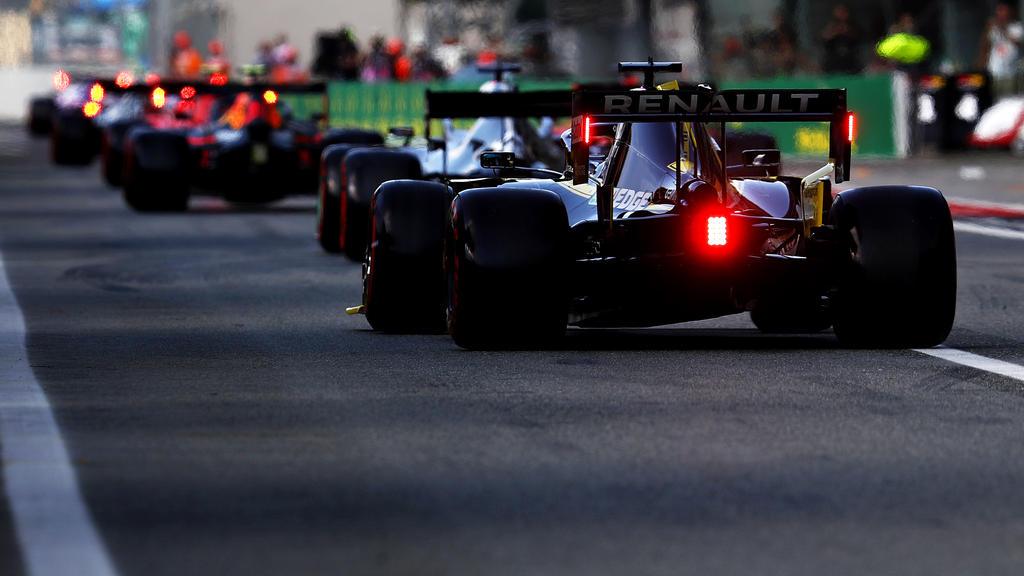 Das Chaos im Qualifying in Monza sorgt weiter für Diskussionsbedarf