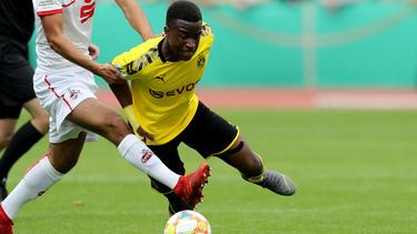 Youssoufa Moukoko drehte das Spiel für den BVB