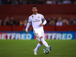 Sergio Ramos will mit Real den ersten Sieg einfahren