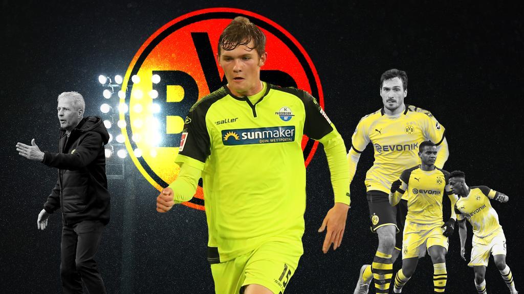 Remis beim BVB: Paderborn-Doppelpacker Mamba hadert: