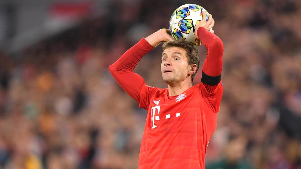 FC Bayern München bei Roter Stern Belgrad im Live-Ticker ...