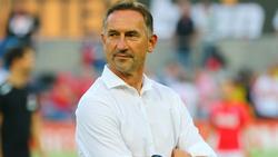 Achim Beierlorzer steht beim 1. FC Köln gewaltig unter Druck