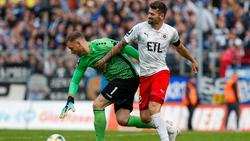 Viktoria Köln musste sich gegen Jena mit einem Punkt zufrieden geben