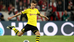 Julian Weigl spielt seit 2015 für den BVB