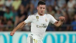 Luka Jovic findet bei Real Madrid noch nicht in die Spur