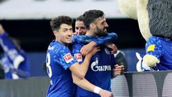 Daniel Caligiuri freut sich auf das Spiel des FC Schalke 04 in Leverkusen