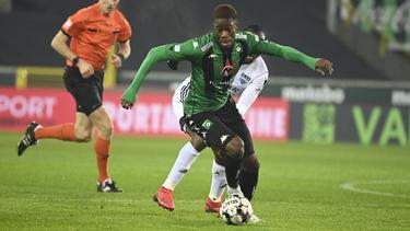 Iké Ugbo soll sich in Gesprächen mit Eintracht Frankfurt befinden
