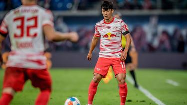 Hee-chan Hwang könnte Leipzig noch vor Ende der Transferperiode verlassen