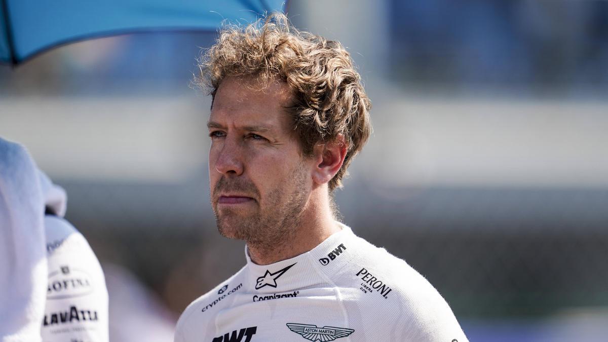 Sebastian Vettel bleibt der Formel 1 erhalten