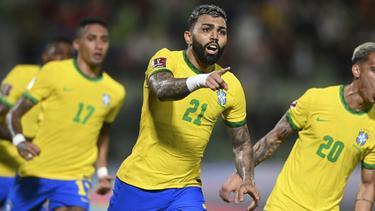 Brasilien ist weiter ohne Punktverlust unterwegs