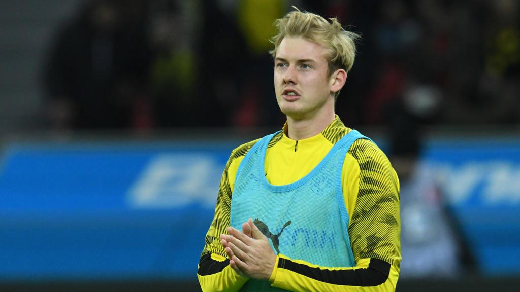 Julian Brandt könnte dem BVB gegen PSG schon wieder zur Verfügung stehen