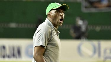 Nicht mehr Trainer der Elfenbeinküste: Ibrahim Kamara
