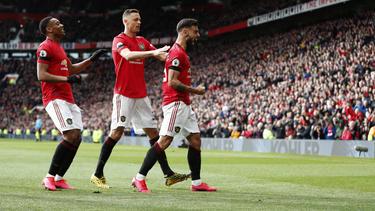 Manchester United feierte einen deutliche Sieg gegen den FC Watford