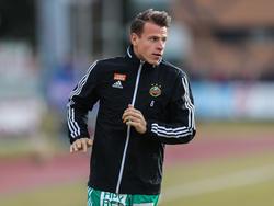 Rapid-Kapitän Stefan Schwab hat eine klare Botschaft an die Fans