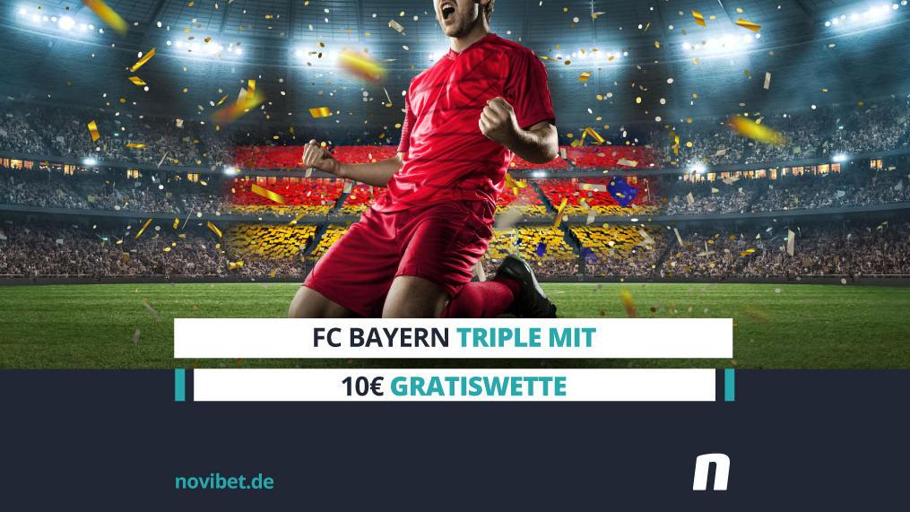 Gewinnt der FC Bayern in dieser Saison das Triple?