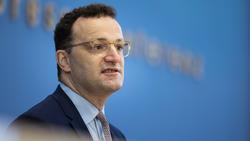 Bundesgesundheitsminister Jens Spahn hat sich zum DFL-Hygienekonzept geäußert