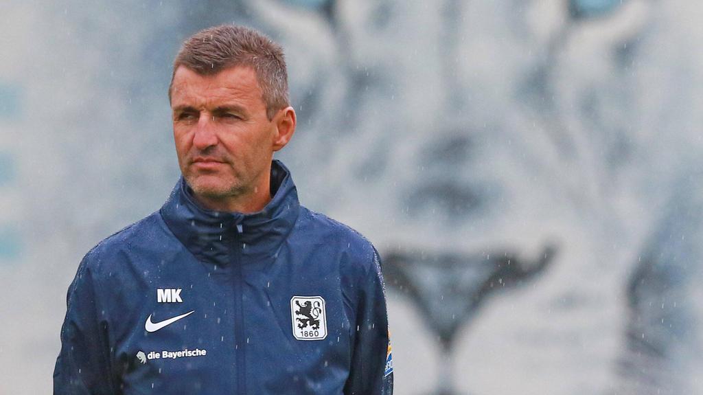 Die Quarantäne für 1860-Trainer Michael Köllner ist aufgehoben