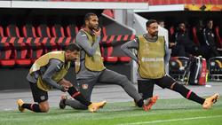 Bayer Leverkusen tritt in Prag an