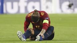 Real muss vorerst auf Ramos verzichten