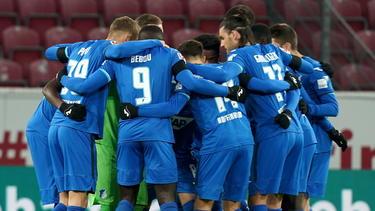 Die TSG Hoffenheim peilt in der Europa League den Gruppensieg an