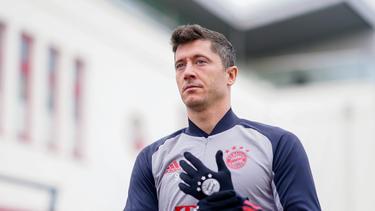 Lewandowski wird dem FC Bayern wohl fehlen