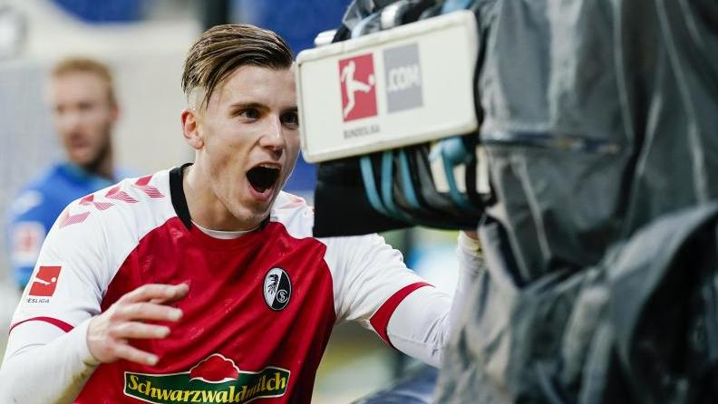 Ermedin Demirovic spielt bislang eine starke Saison beim SC Freiburg