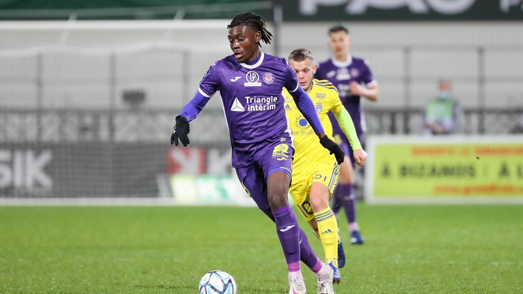 Kouadio Koné steht vor einem Wechsel zu Gladach