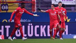 Der VfL Bochum feierte in Osnabrück einen wichtigen Auswärtssieg