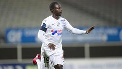 Chadrac Akolo wechselt vom SC Amiens aus der zweiten französischen Liga an die Pader