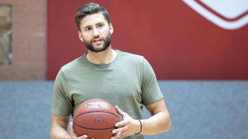 Basketball-Nationalspieler Maximilian Kleber wurde in den USA bereits geimpft