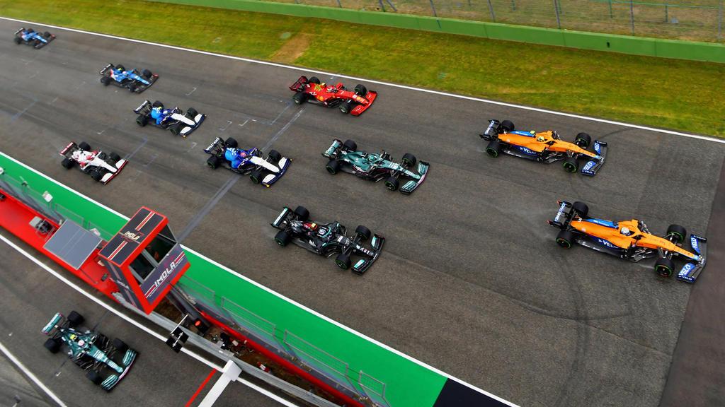 Formel 1 Heute Startaufstellung