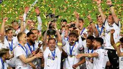 Die U21 des DFB hat einen großen Erfolg gefeiert