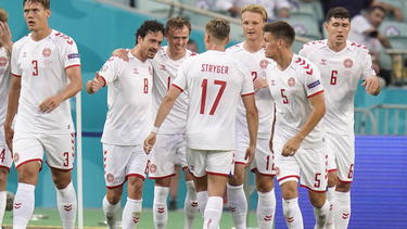 Dänemark steht im EM-Halbfinale