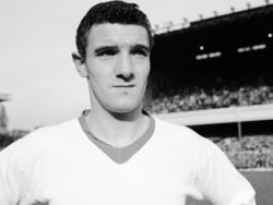 Bill Foulkes 1961 bei einem Spiel von Manchester United