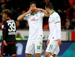 Claudio Pizarro will auch gegen seine Ex-Kollegen jubeln