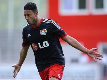 Aziz Bouhaddouz stürmte zuletzt für Bayer Leverkusen II